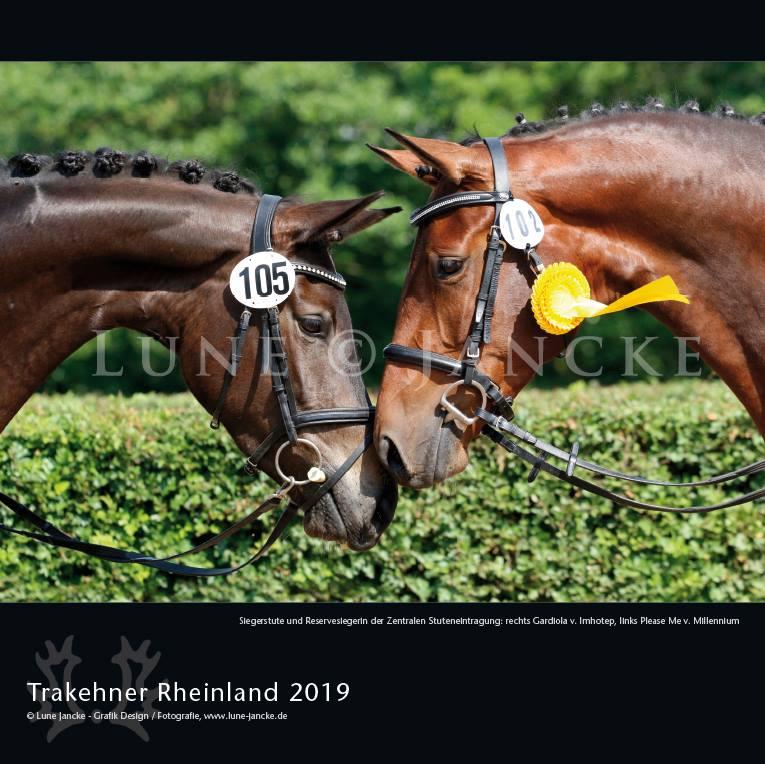 Kalender Trakehner Rheinland 2019