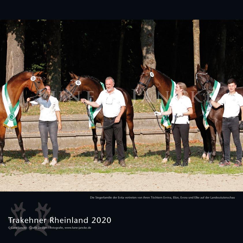 Trakehner Rheinland 2020